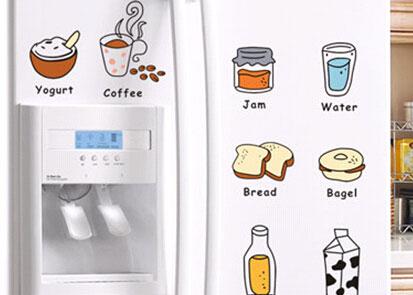 供应冰箱软胶贴定制厂家