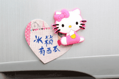 软胶卡通PVC滴胶广告冰箱贴小礼品赠品